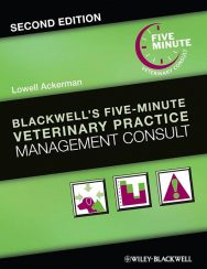 Image: Blackwell's Five-Minute Veterinary Practice Management Consult