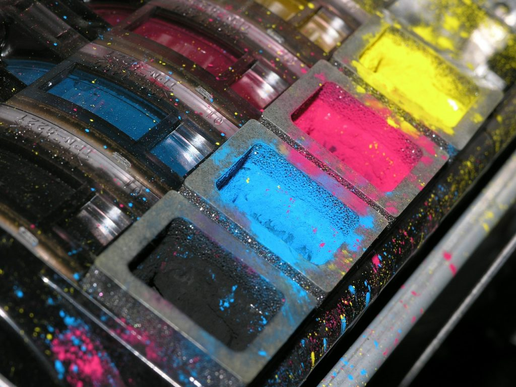 print-production-ink